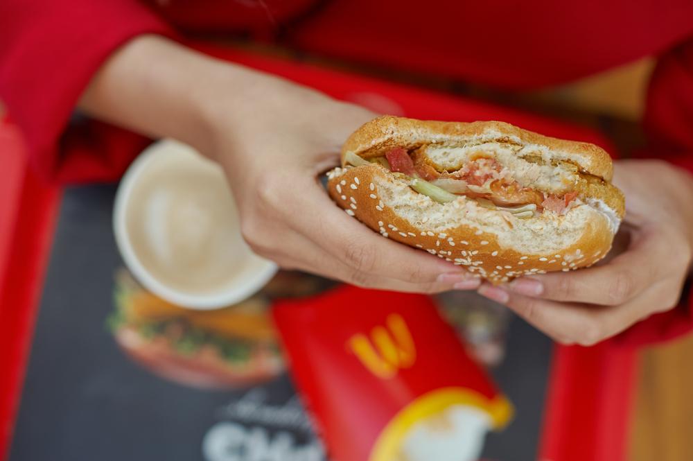 Bei McDonalds kannst du dir dein Essen bald servieren lassen