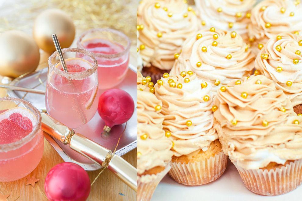 Rezepte mit Champagner sorgen für den Wow-Faktor auf deiner Party