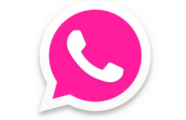 So kannst du das WhatsApp-Logo pink einfärben