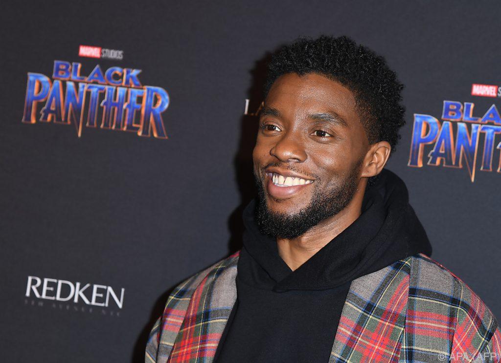"""""""Black Panther"""": Kinofilm bricht alle Rekorde"""