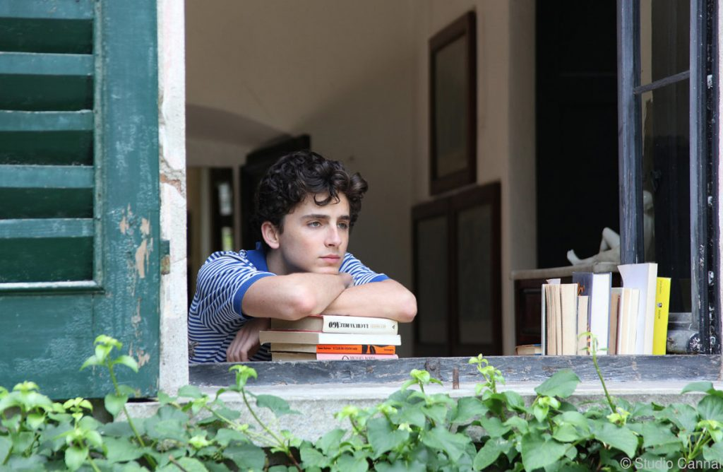 """Call Me By Your Name"": Timothee Chalamet hat Chancen auf den Oscar"
