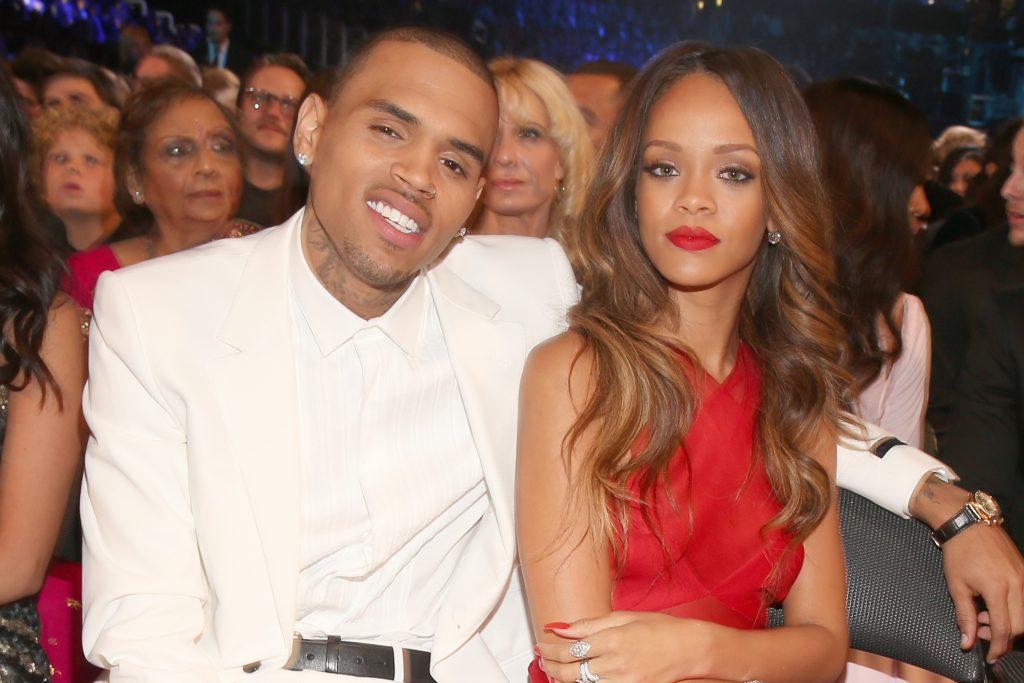 Rihanna: Chris Brown gratuliert ihr mit komischem Foto zum Geburtstag