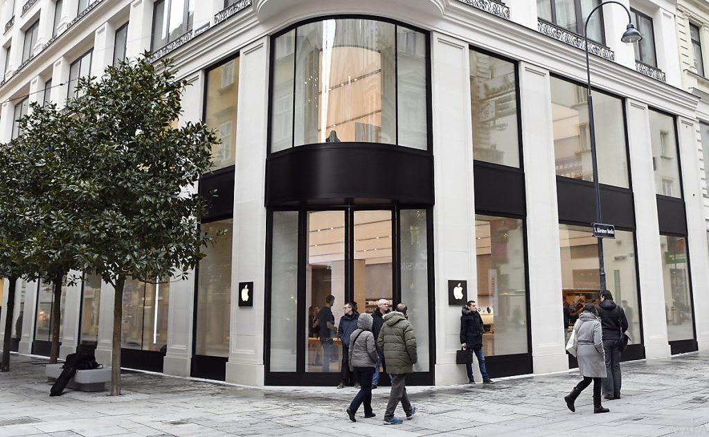 Apple Store in Wien eröffnet am Samstag – so cool sieht er von innen aus