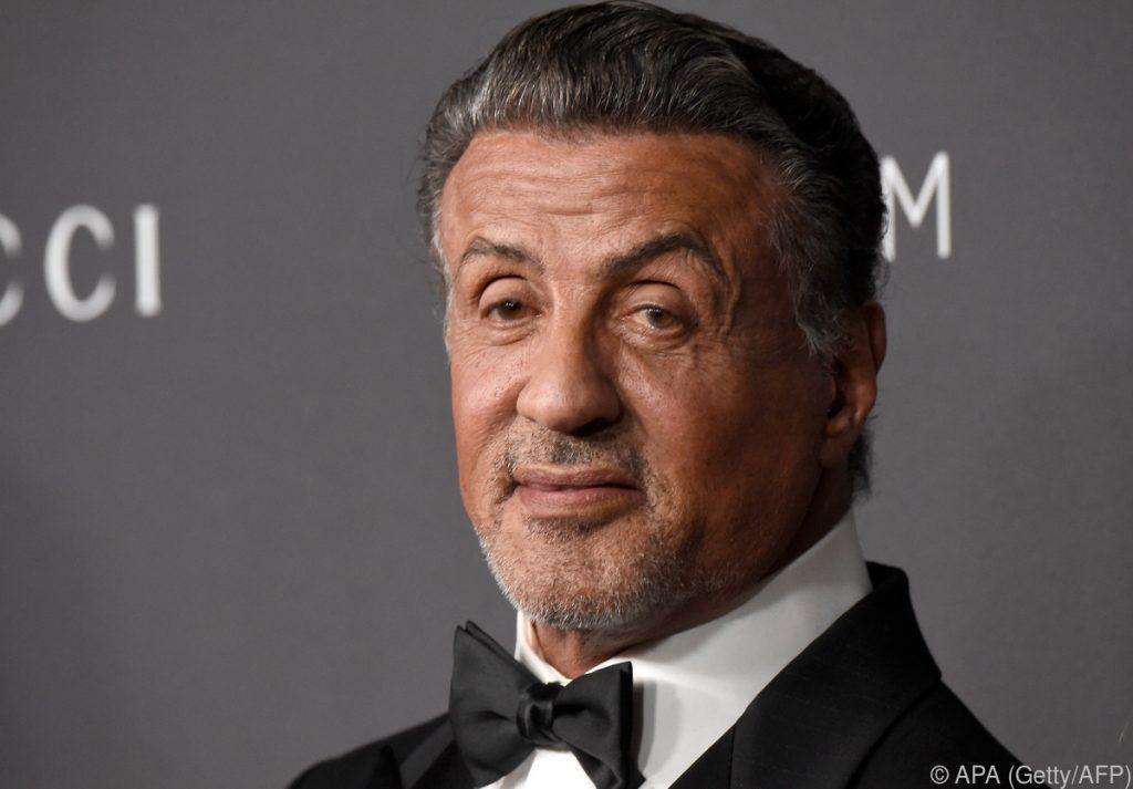 "Sylvester Stallone nicht tot: ""Ich bin noch am Leben"""