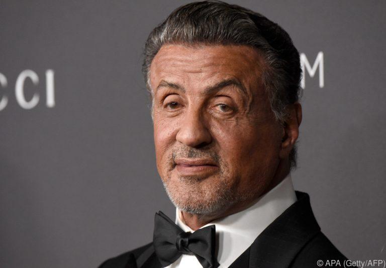 Sylvester Stallone nicht tot: Ich bin noch am Leben