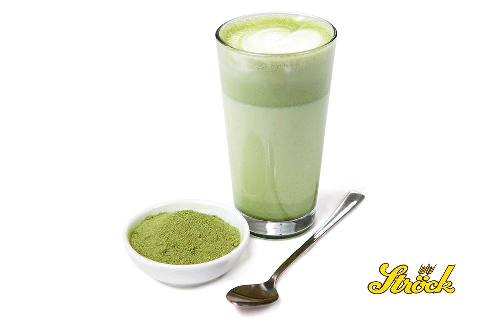 Ströck Matcha Latte