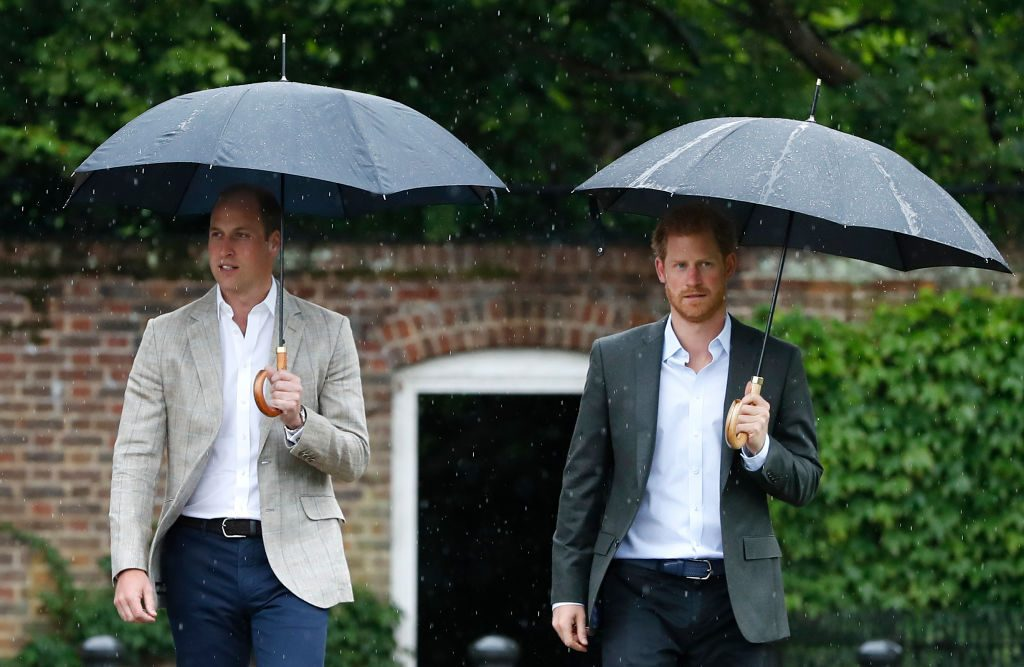 Prinz William und Prinz Harry haben eine Schwester, von der niemand weiß