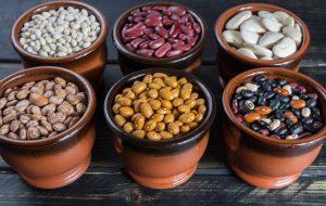 Bohnen sind reich an wichtigen Nährstoffen