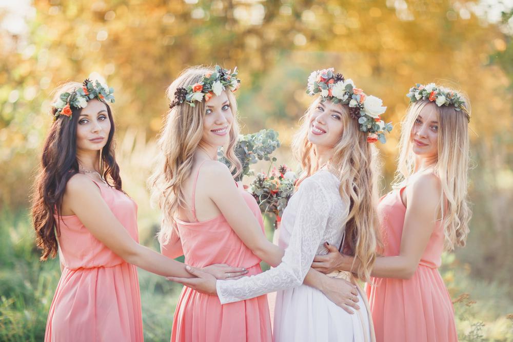 Braut Make-up: Die schönsten Beauty-Trends für deine Hochzeit 2018