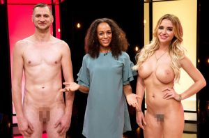 Cathy Lugner nackt bei Naked Attraction