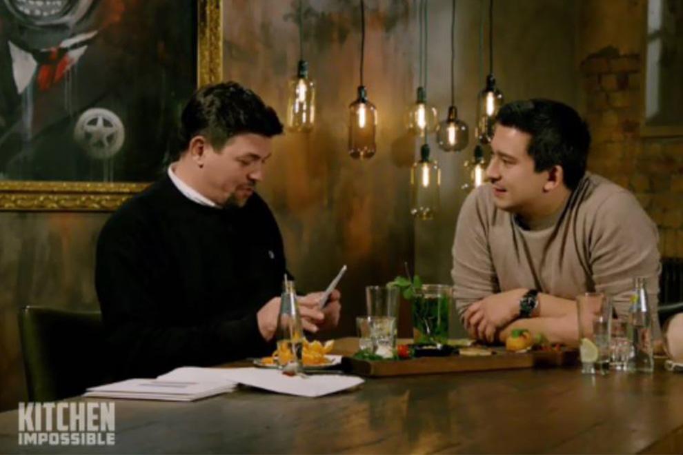 Kitchen Impossible 2018: Tim Mälzer verliert knapp gegen Tohru Nakamura