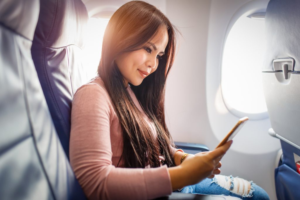 Warum im Flugzeug pupsen so gesund ist