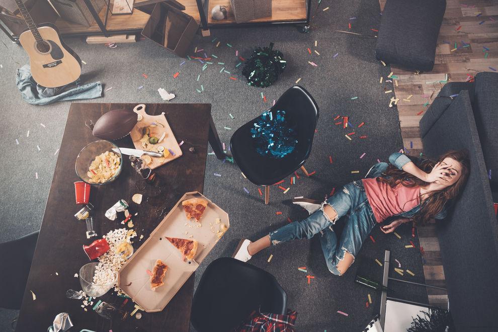 7 Dinge, die nur chaotische Menschen kennen