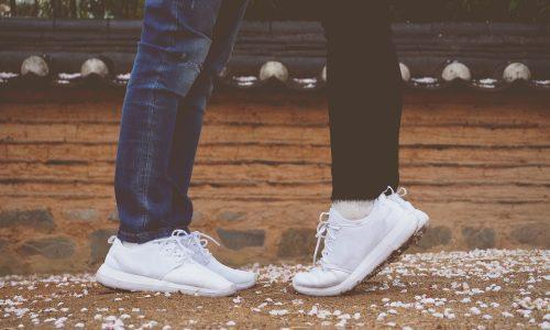 Studie: Ehen von großen Männern und kleinen Frauen halten am längsten