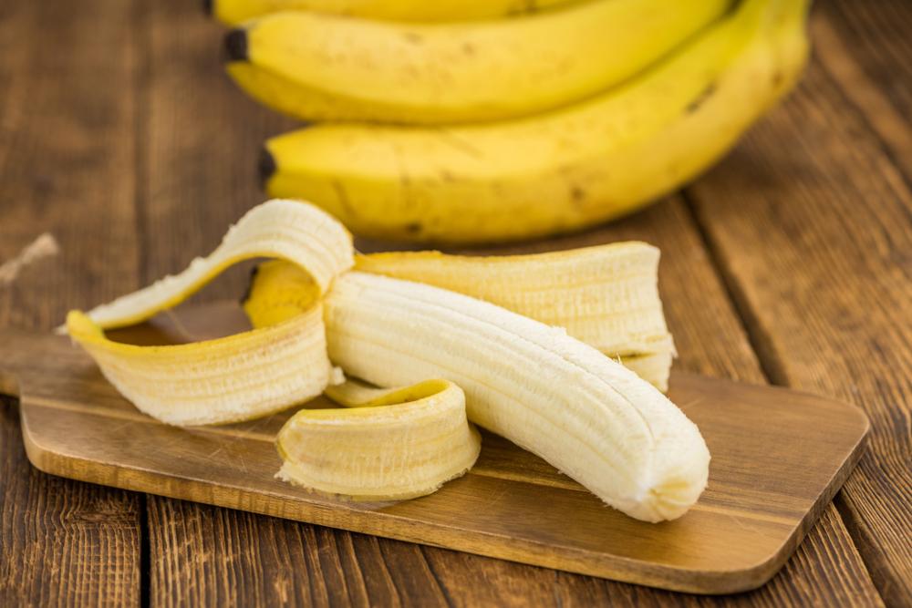 Deshalb solltest du ab jetzt auch die Schale deiner Banane essen