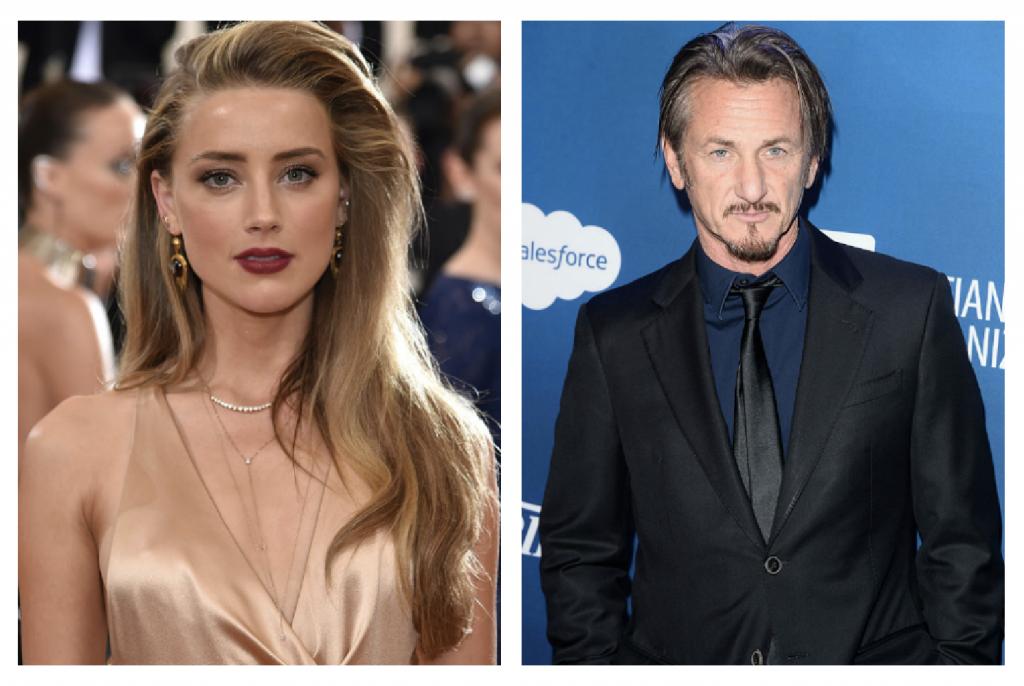 Amber Heard und Sean Penn: Beim romantischen Date erwischt