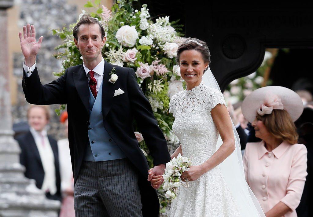 Promi-Hochzeiten: So schön haben die Stars im letzten Jahr geheiratet