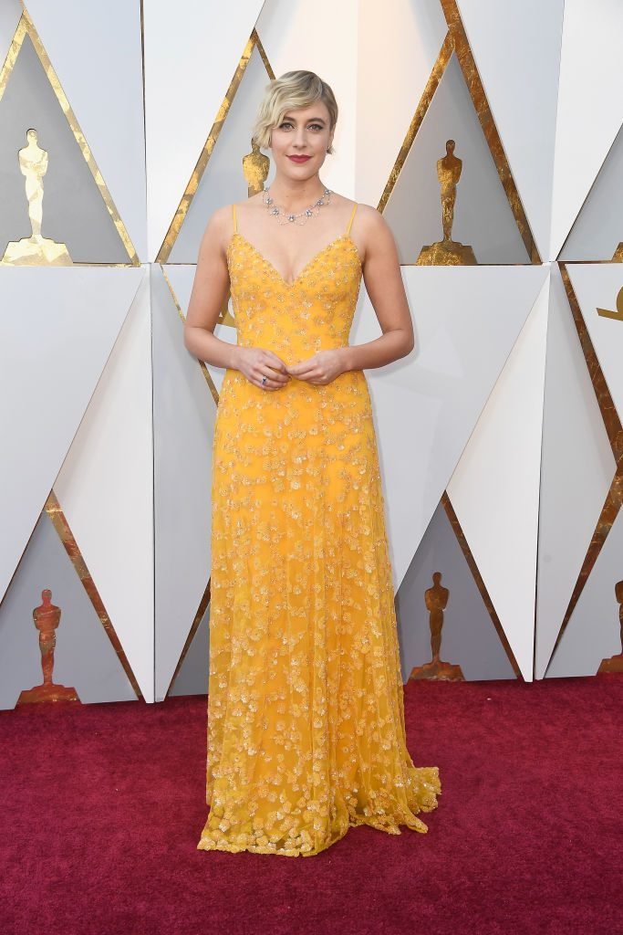 verkauf uk 100% echt hohes Ansehen Oscars 2018: Die schönsten Kleider am Red Carpet