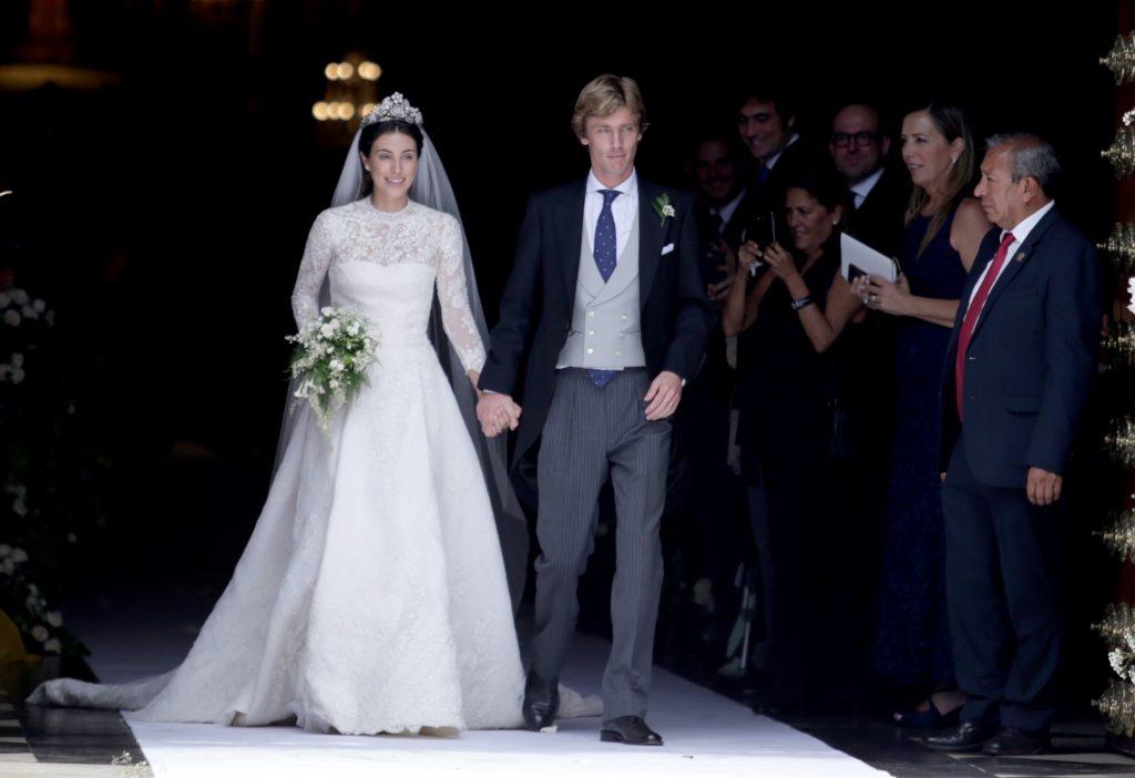 """Royals Hochzeit: Sie haben """"Ja"""" gesagt  – und das in Peru"""