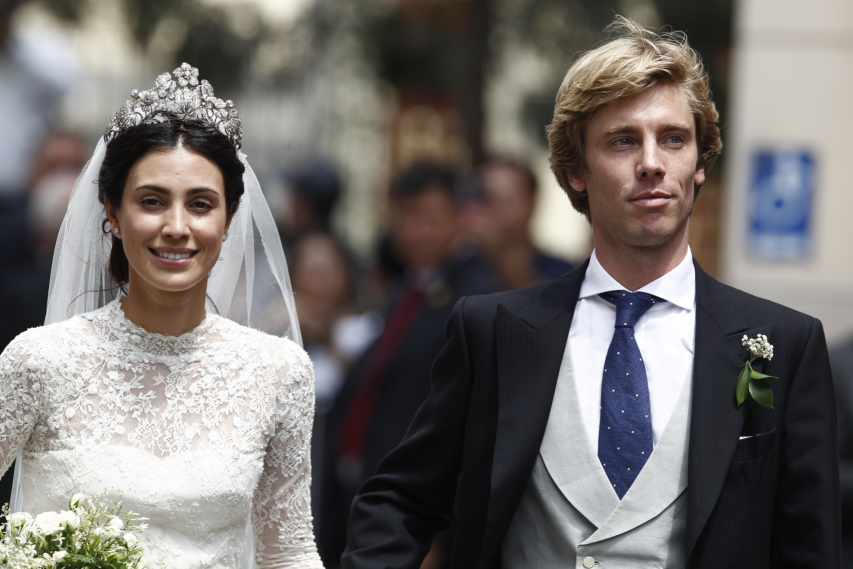 Royals Hochzeit: Prinz Christian und seine Alessandra haben geheiratet