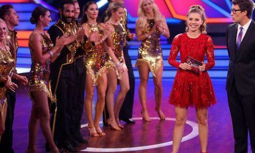 Let's Dance: Victoria Swarovski verpatzt Moderation
