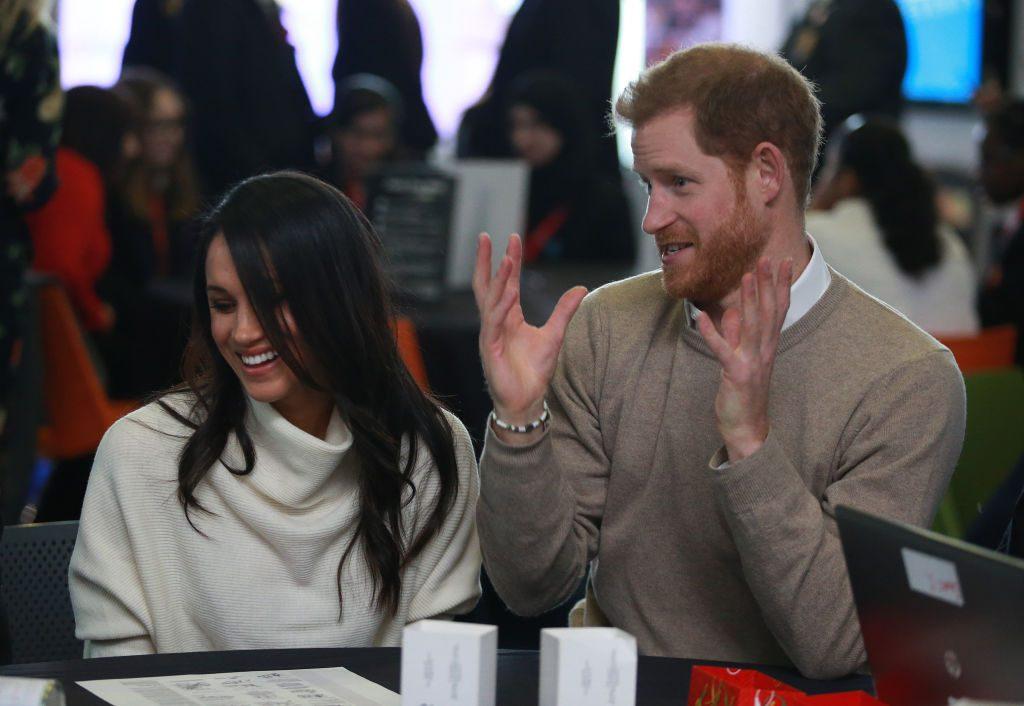 Prinz Harry & Meghan Markle: So wunderschön sind die Hochzeitseinladungen