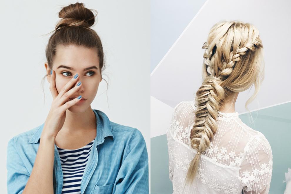 Die 3 schönsten Trendfrisuren für lange Haare