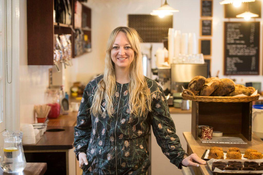Claire Ptak wird die Hochzeitstorte für Meghan Markle und Prinz Harry kreieren