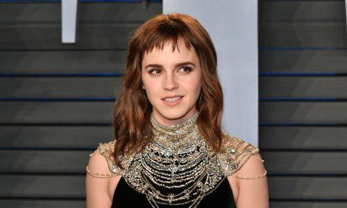Emma Watson nimmt Tattoo mit Schreib-Fehler mit Humor