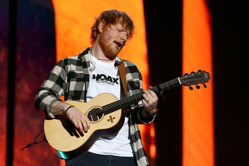 Ed Sheeran: Konzert verschoben wegen Vögeln