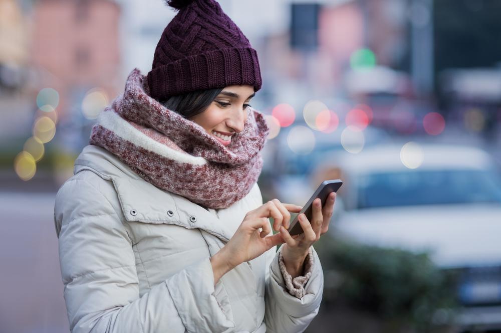 Leerer Handy-Akku: Warum schaltet sich mein Handy bei Kälte ab?