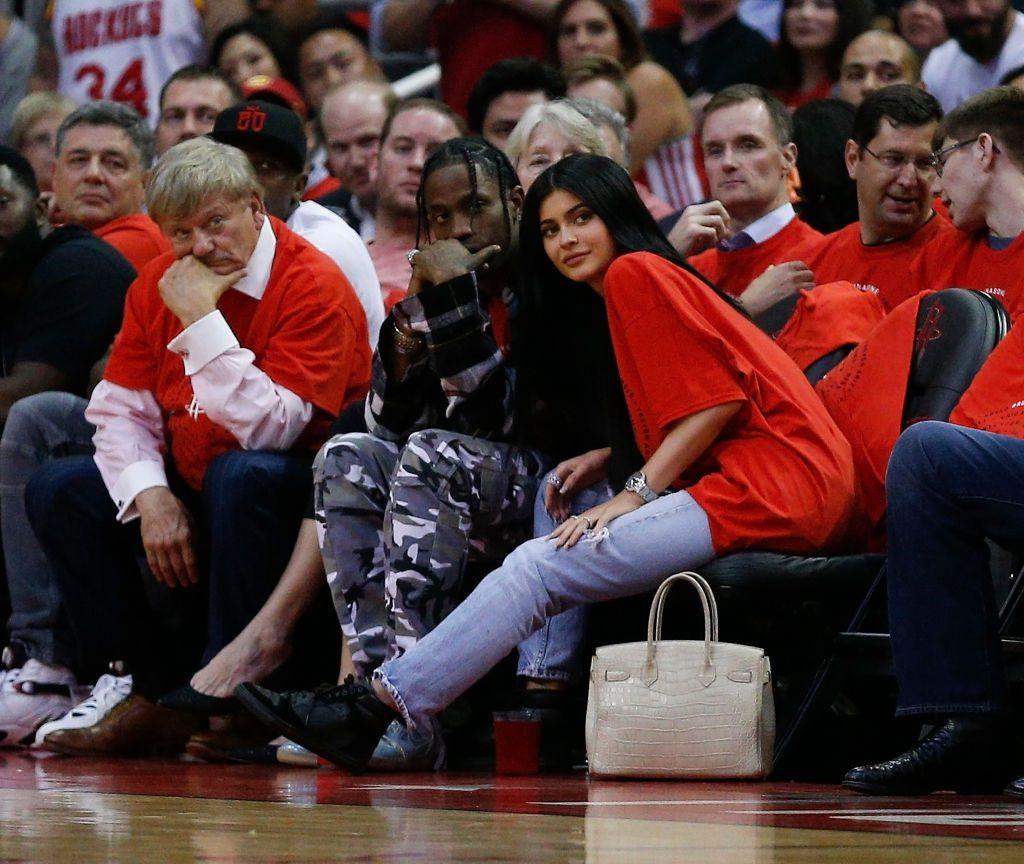 Kylie Jenner: Erstes Foto mit Stormi Webster veröffentlicht