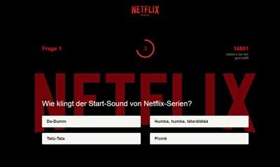 Netflix forever Quiz