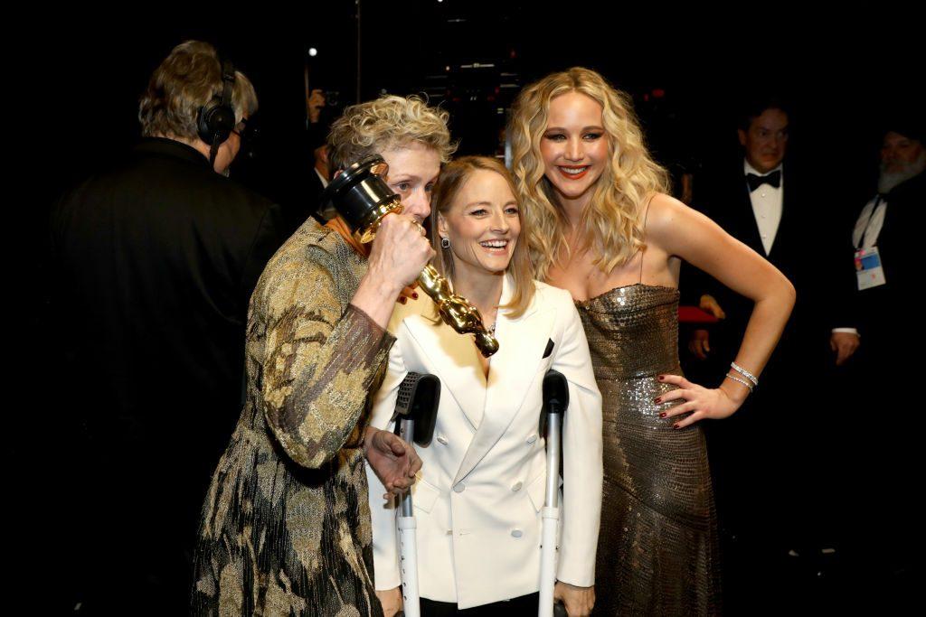 Oscars 2018: Dieb hat Preis von Frances McDormand gestohlen