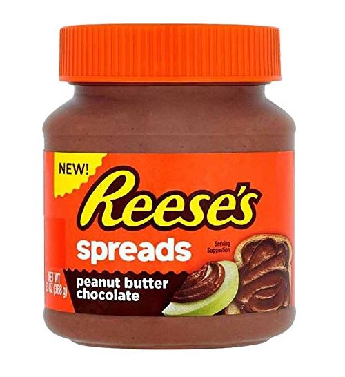 reeses peanut butter spreads