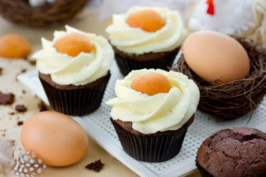 Oster CookBook: Spiegeleier Muffins