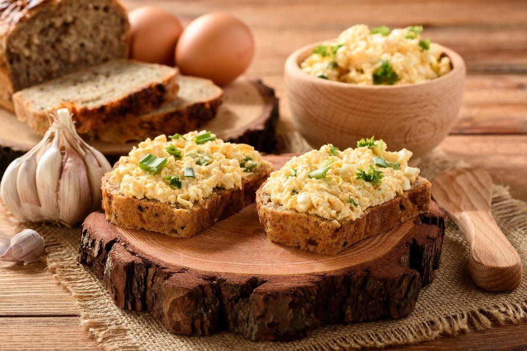 Oster CookBook: Cremiger Eiaufstrich