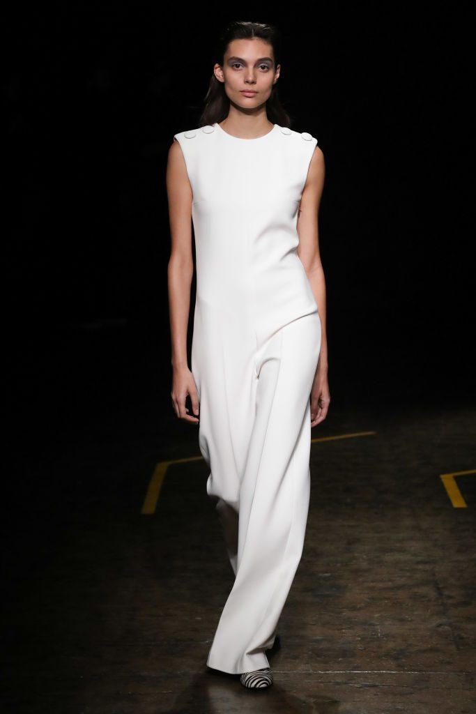Weiße Hosen richtig stylen