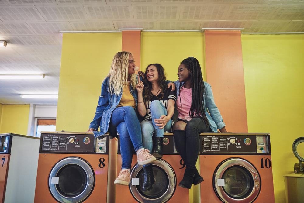 4 überraschende Dinge, die du in der Waschmaschine waschen kannst