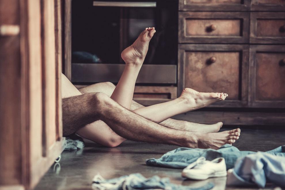 Die schärfsten Sex-Stellungen für jedes Zimmer in deinem Zuhause