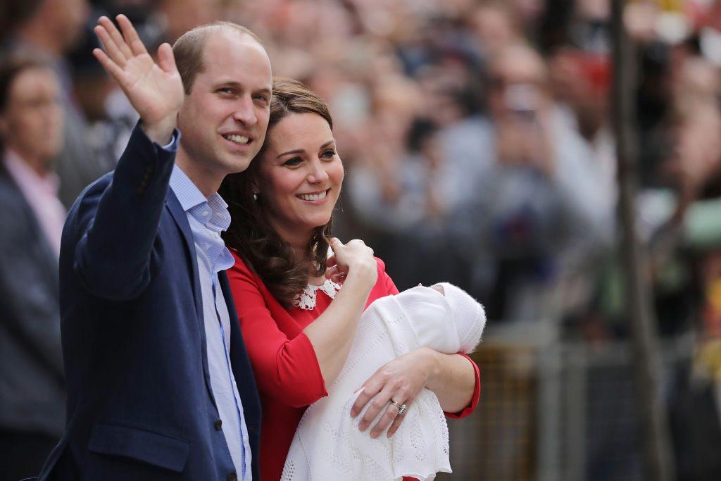 Kate und William: Name von Baby 3 versehentlich enthüllt?
