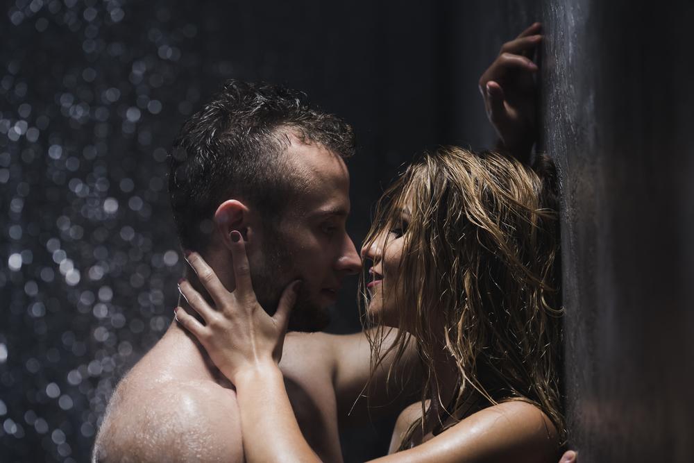 Sex stellungen in der dusche