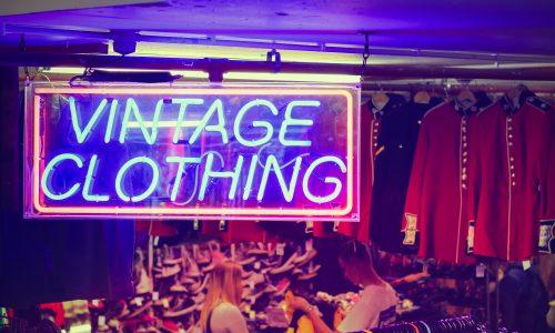 Second Hand: Das sind die 5 coolsten Vintage-Shops in Wien