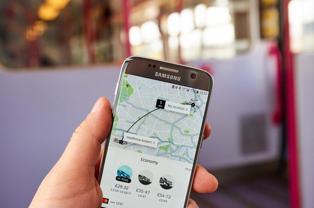 Uber in Wien vorübergehend eingestellt