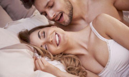 5 Dinge, die jede Frau beim Sex befriedigen