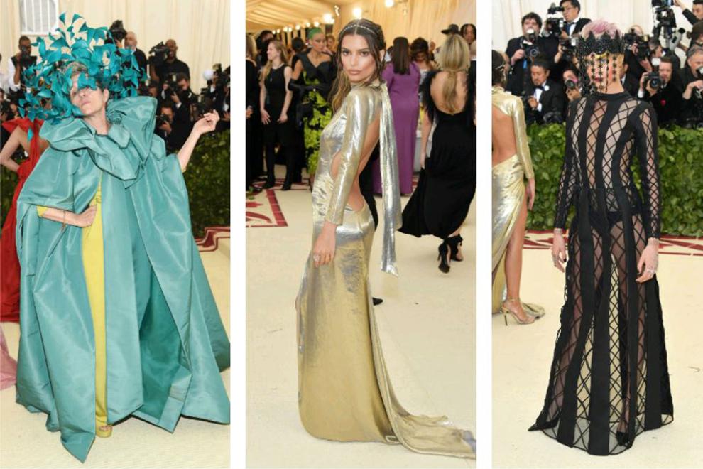 Met Gala 2018: Die schönsten und schrägsten Outfits der Stars