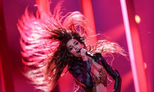 """Eleni Foureira aus Zypern beim ESC-Finale: Wer ist die """"Fuego""""-Sängerin?"""