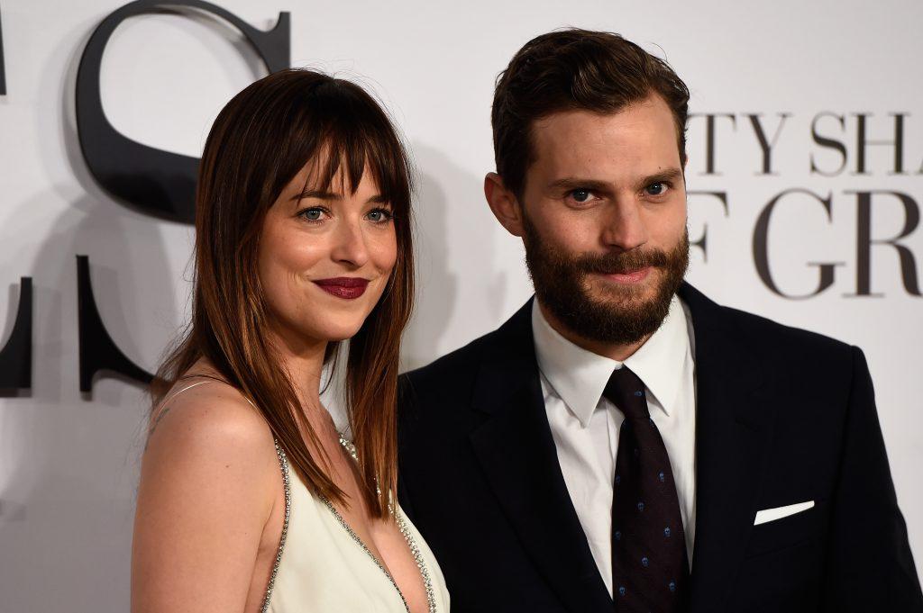 """Auch die Chemie zwischen Dakota Johnson und Jamie Dornan stimmte nicht. Sie haben zwar alle Teile des Romans """"Fifty Shades of Grey"""" miteinander verfilmt, aber warm geworden sind die beiden nie."""
