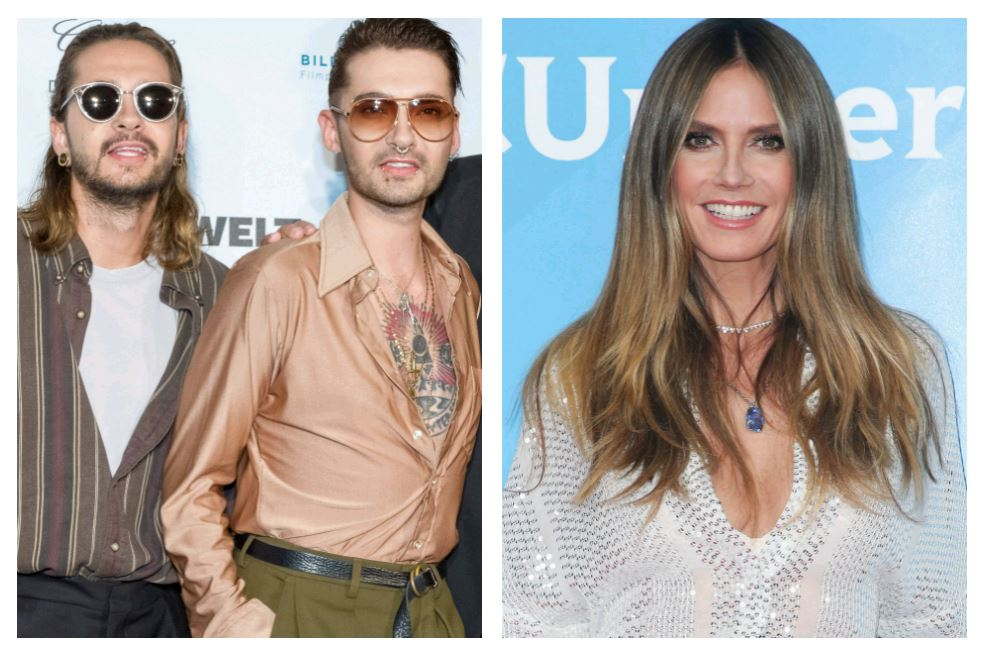 Heidi Klum: Romantische Date-Night mit Tom UND Bill Kaulitz