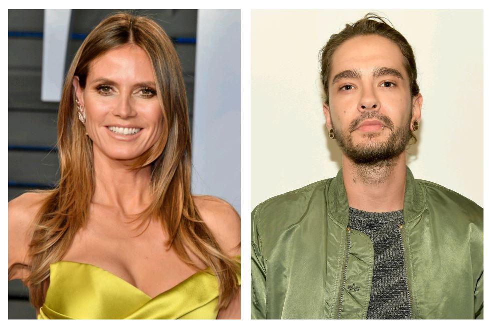 Heidi Klum und Tom Kaulitz: Erstes Schmuse-Selfie auf Instagram